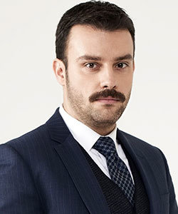 Salih Bademci Turkish Actor