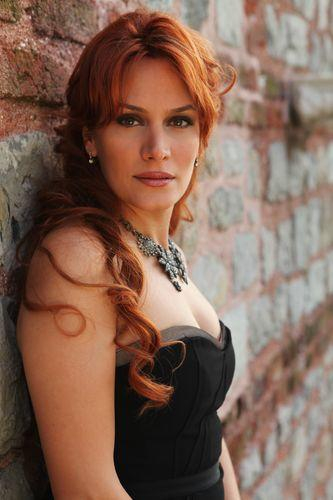 Ebru Cundubeyoglu Turkish Actress