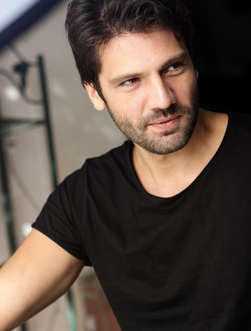 Kaan Urganciloglu Turkish Actor