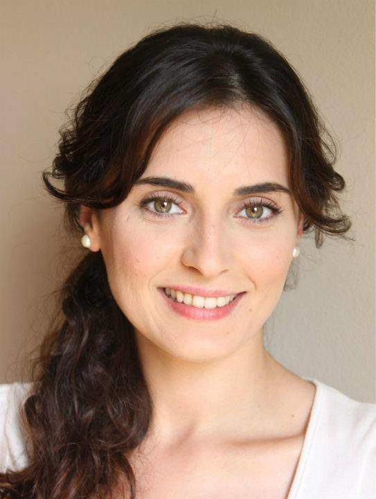 Aslihan Gurbuz Turkish Actress
