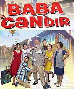 What Happens To My Family (Baba Candir - Father is a Life) Turkish Tv Series Poster