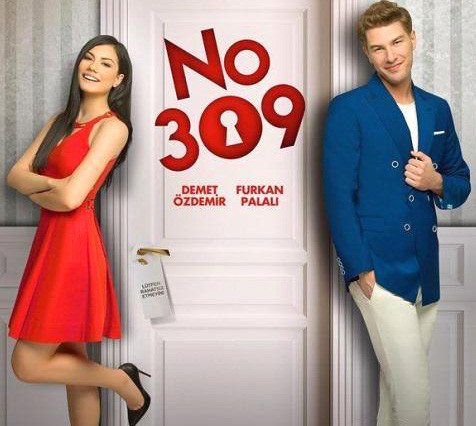 no 309 turkish tv series (Room Number: 309)