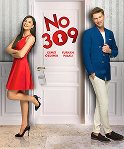 Room Number: 309 (No: 309) Tv Series Poster