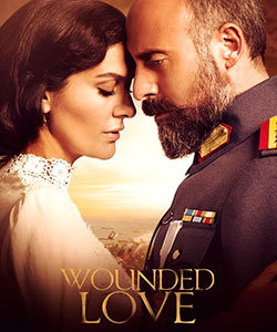 Wounded Love - You Are My Country (Vatanim Sensin) tv series poster