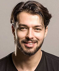 Turkish Actor Hilmi Cem Intepe Featured