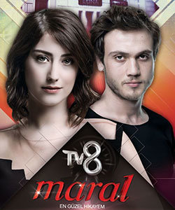 Maral (Maral, My Most Beautiful Story) Turkish Drama Poster