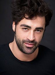 Sarp Levendoglu Turkish Actor Featured