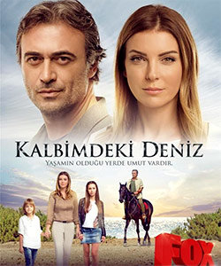 Sea inside my heart (Kalbimdeki deniz) tv series poster