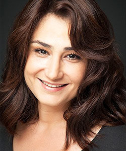 Devin ozgur cinar Turkish Actress