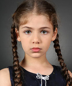 Isabella Damla Guvenilir Turkish Child Actress