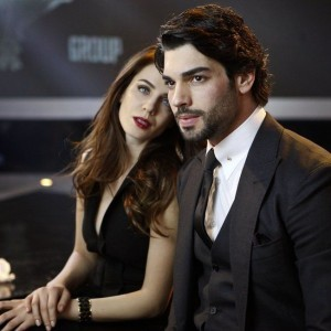 sukru ozyildiz and basak parlak on winter sun tv series