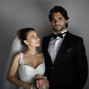 asli enver and sukru ozyildiz are married shooting photo
