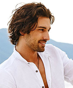 Alp Navruz Turkish Actor