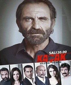 The Fugitive (Kacak) Tv Series Poster