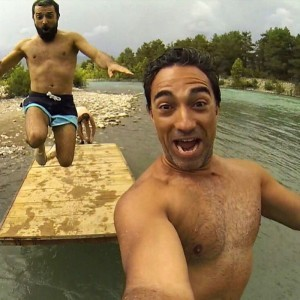 Selim Bayraktar sea fun