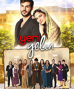 New Bride (Yeni Gelin) tv series poster