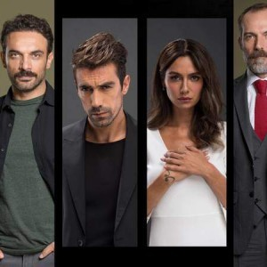 Black White Love (Siyah Beyaz Ask) Cast