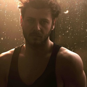 Dark looking Umit Kantarcilar