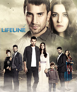 Lifeline (Sen Anlat Karadeniz – You Tell, The Black Sea) Tv Series Poster