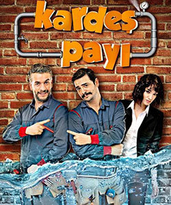 Equal Share (Kardes Payi - Brotherhood) Turkish Tv Series Poster