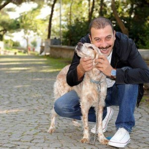 Hakan Yilmaz like dog
