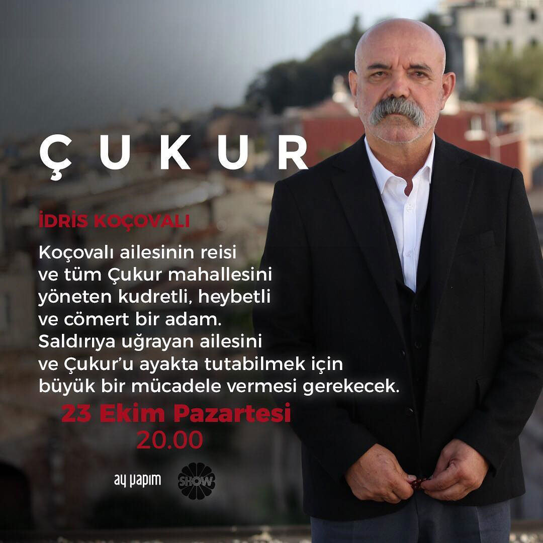 The Pit (Cukur) Tv Series