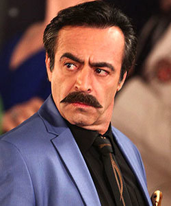 Levent Ulgen Turkish Actor
