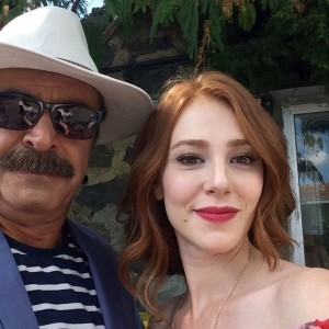 Levent Ulgen and Elcin Sangu