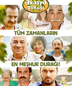 Taxi Station (Akasya Duragi) Tv Series Poster