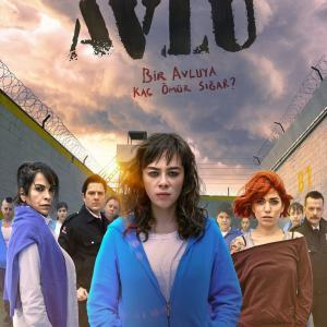 Prison Yard (Avlu) Tv Series Poster - HD