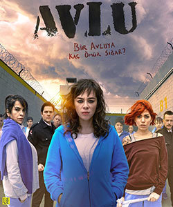 Prison Yard (Avlu) Tv Series Poster