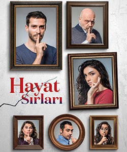 Life of Secrets (Hayat Sirlari) Tv Series Poster