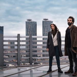 The Deep (Dip) Tv Series - Neslihan Atagul and Ilker Kaleli