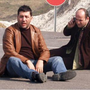 Emre Kinay Crash in Two Families (Iki Aile) Tv Series