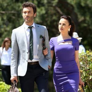 Seckin Ozdemir and Seda Guven