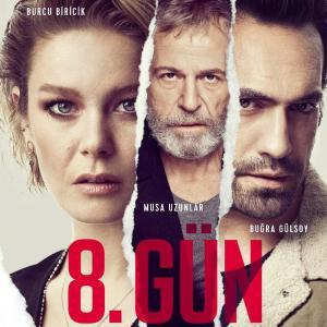 The 8th Day (8. Gun) Tv Series Turkish Poster - 2