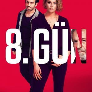 The 8th Day (8. Gun) Tv Series Turkish Poster