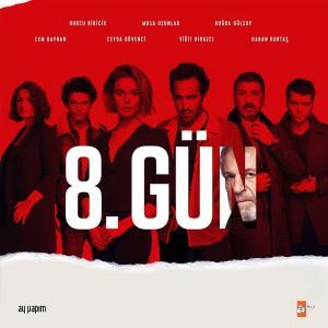 The 8th Day (8. Gun) Tv Series Poster (Horizontal)