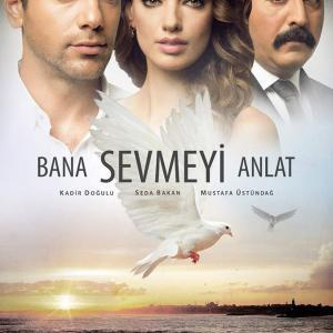 Wings of Love (Bana Sevmeyi Anlat) Turkish Drama Poster - HD
