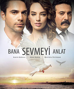 Wings of Love (Bana Sevmeyi Anlat) Turkish Drama Poster