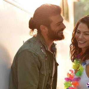 Can Divit and Sanem Aydin