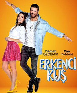 Daydreamer (Erkenci Kus) Turkish Drama Poster