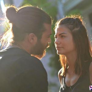 Sanem and Can Daydreamer Tv Series
