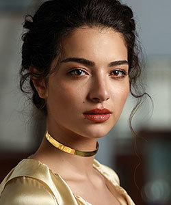 Melisa Asli Pamuk Turkish Actress