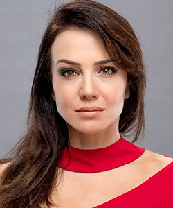 Deniz Ugur - Actress