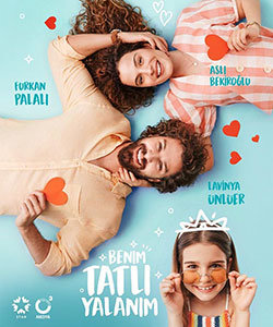 My Sweet Lie (Benim Tatli Yalanim) Tv Series - Poster