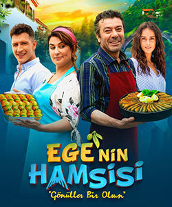 Two Parts One Love (Egenin Hamsisi) Tv Series Poster
