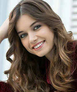 Afra Saracoglu - Turkish Actress