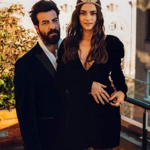 Ismail Demirci with His Spouse