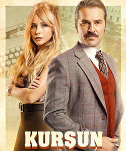 Bullet (Kursun) Tv Series Poster